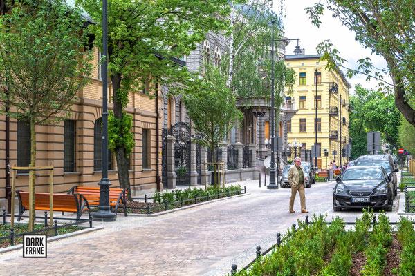 al. 1 Maja, zdjęcia Łodzi