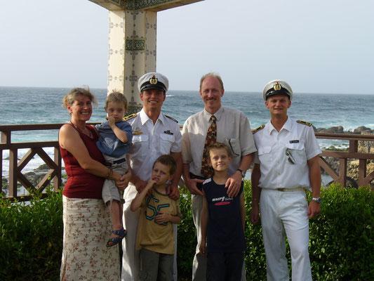Besuch von der deutschen Marine