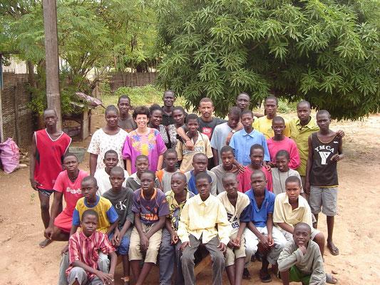 Perspektive-Senegal  Ausbildungs- und Wohnzentrum