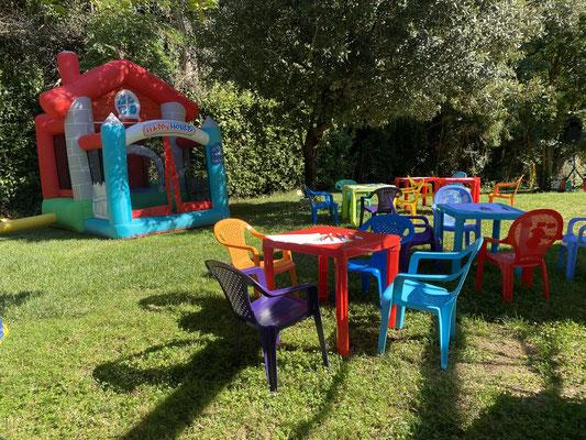 animazione festa 2 anni roma