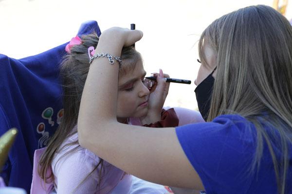 festa make up per bambine roma