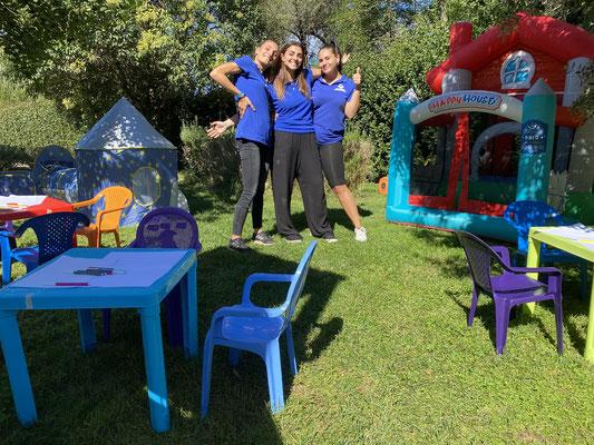 festa bambini 2 anni roma
