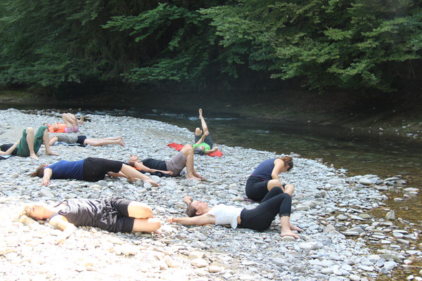 Tanz Workshop NaturTanz, Sarah Urscheler, Körperlicht, Bern