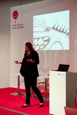 © Bianca Fuhrmann, 11.10.2013 Frankfurter Buchmesse, Projekt-Voodoo® Buchvorstellung