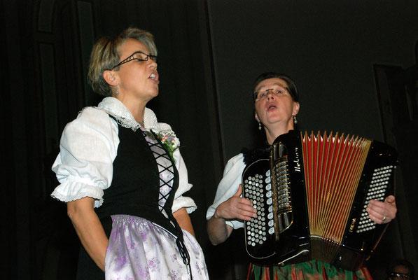 Duett Sandra Bühler / Silvia Bürgi