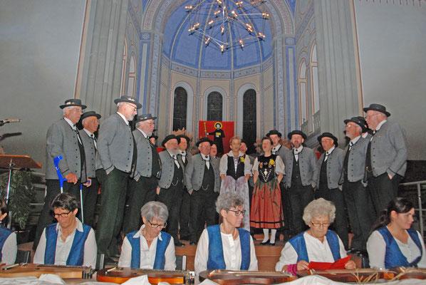 Zithergruppe und Jodelklub Glärnisch