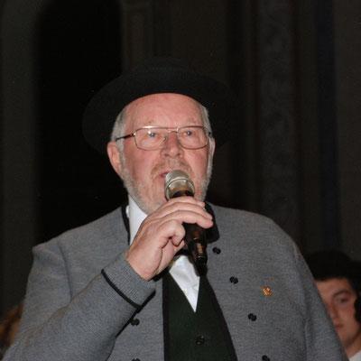 Ehrendirigent Willy Walter