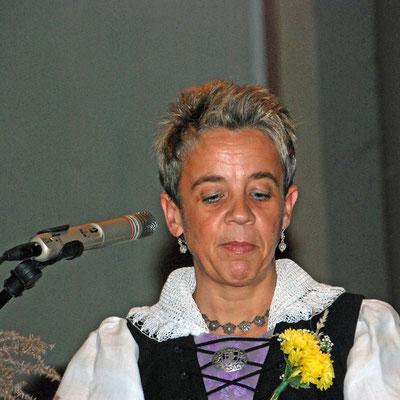 Präsidentin JKG Sandra Bühler