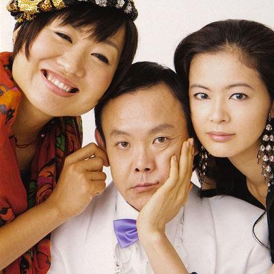 バンダラコンチャ チンケさんと大きな女たち 山崎静代 近藤芳正 黒谷友香
