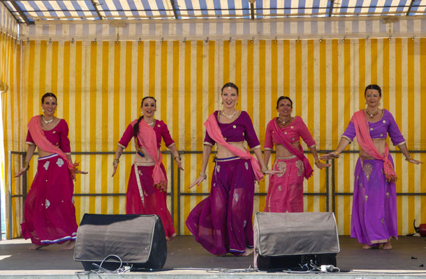 Bollywood in Cap Breton