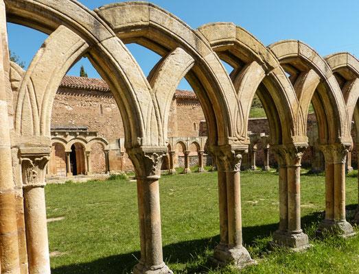 Soria, Monasterio de San Juan de Duero