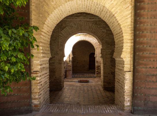 Jerez de la Frontera, Alcazar