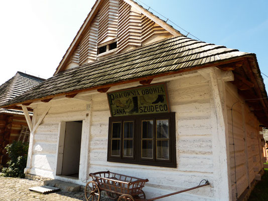 Freilichtmuseum Sanok