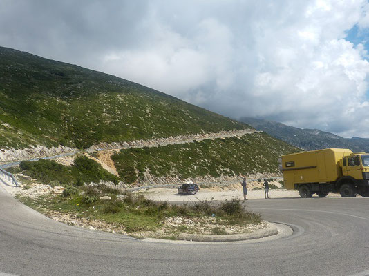 Llogara-Pass