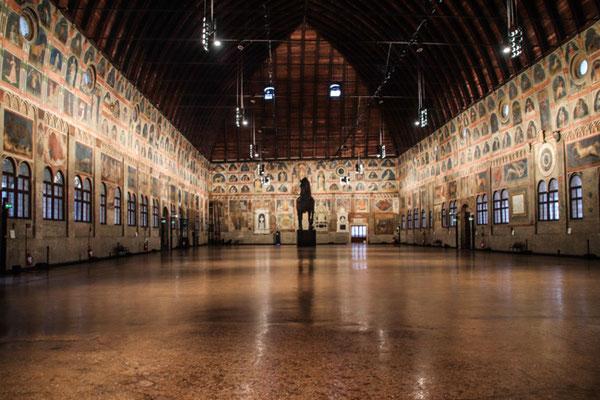Padua, Palazzo della Ragione