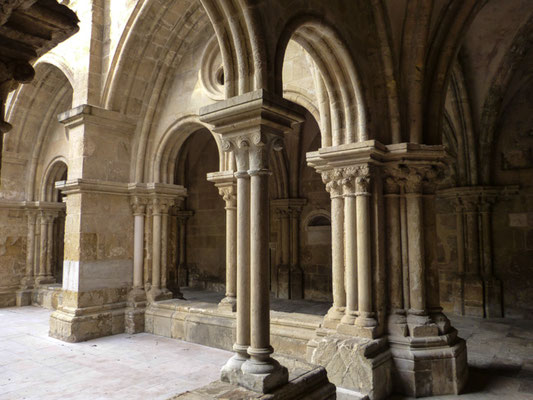 Coimbra, alte Kathedrale