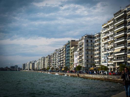 Thessaloniki, Uferpromenade