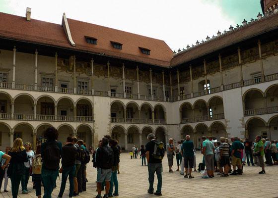 Krakau, Wawel