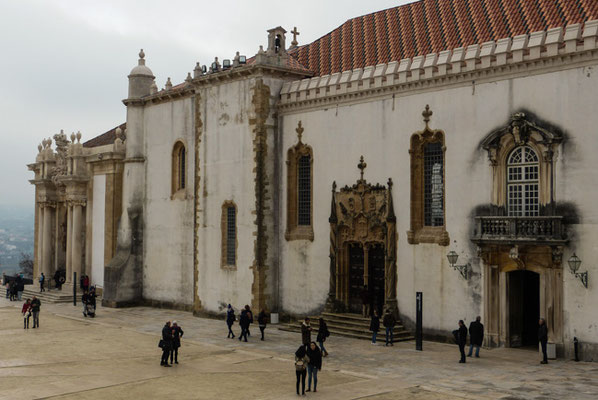 Coimbra, St. Michael Kapelle