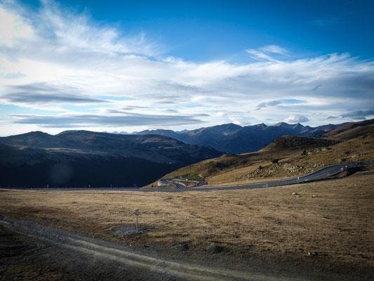 Andorra Passhöhe