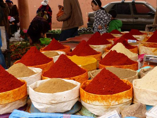 Guelmim Markt