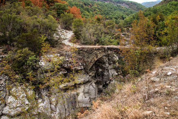 osmanische Brücke