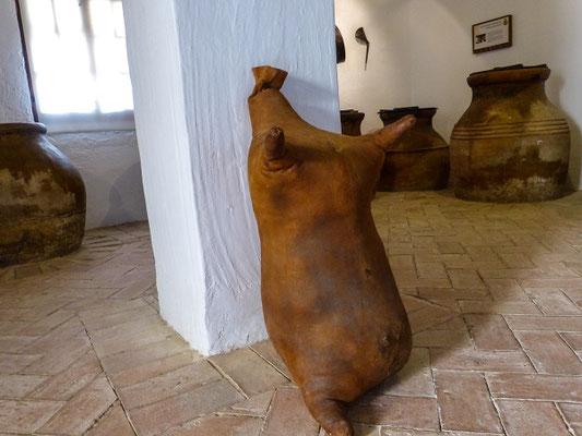 im Olivenmuseum