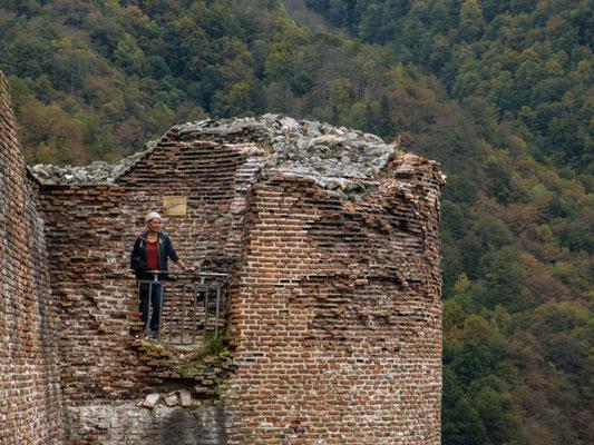 Graf Dracula Burg
