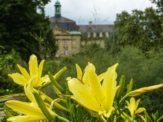Münster, Botanischer Garten