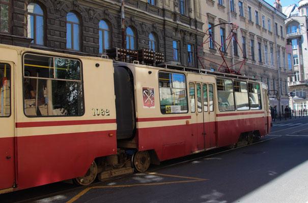 Straßenbahntechnik