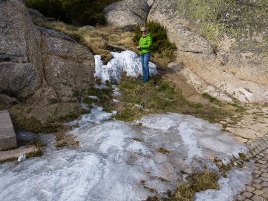 in der Serra de Estrela