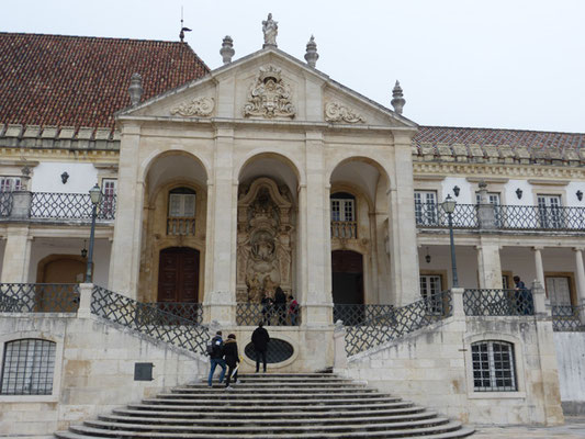 Coimbra, königlicher Palast