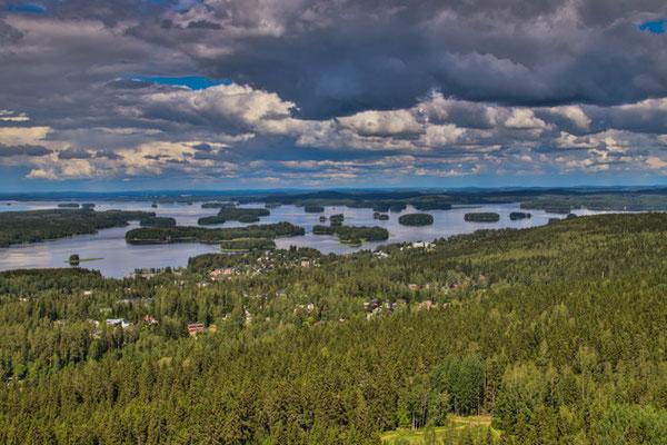 andere Seite von Kuopio