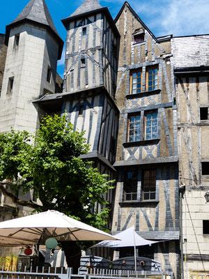 Tours, Altstadt