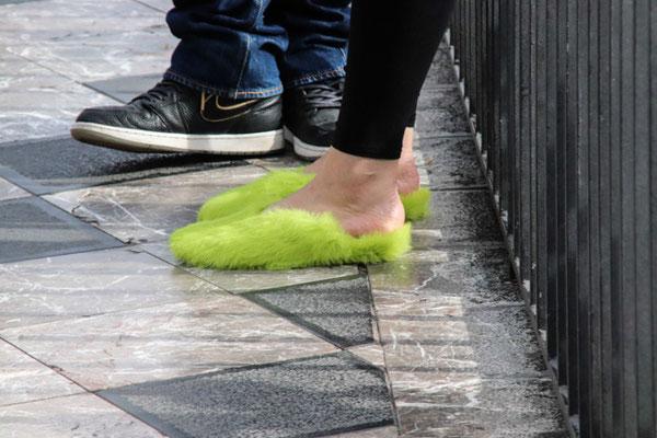 Taormina, neueste Mode aus dem Reich der Mitte!