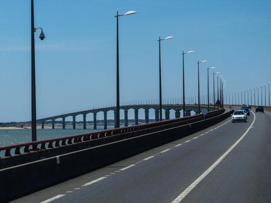 Brücke zur Île de Ré