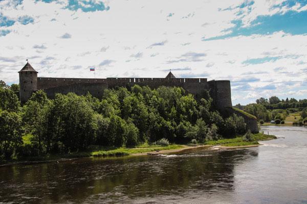 Festung in Ivangorod