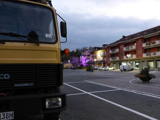 Übernachtung in Cossano Belbo