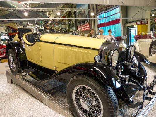 Sinsheim, Auto und Technik Museum