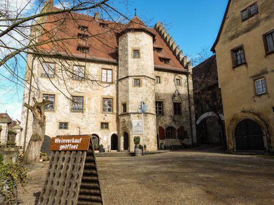 Schloß Sommerhausen