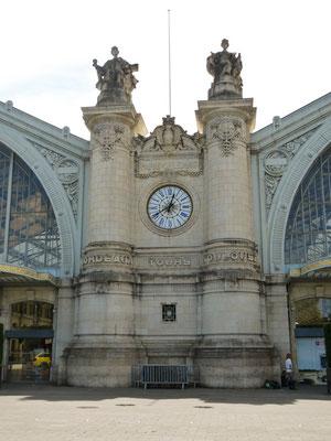 Tours, Bahnhof