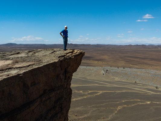 Krater Lamdouar, Ausblick