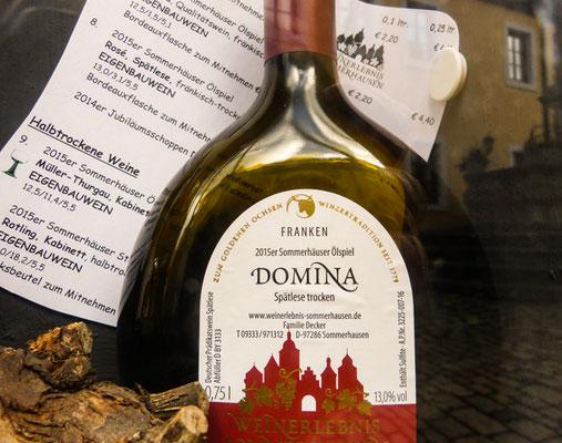 fränkischer Wein