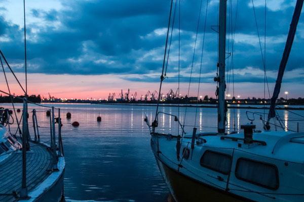 Riga, Riverside Camping
