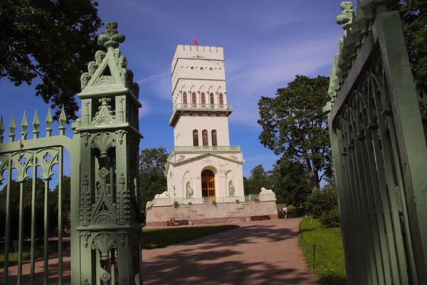 Puschkin, Weißer Turm