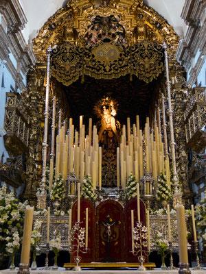 Cádiz, für die Prozession