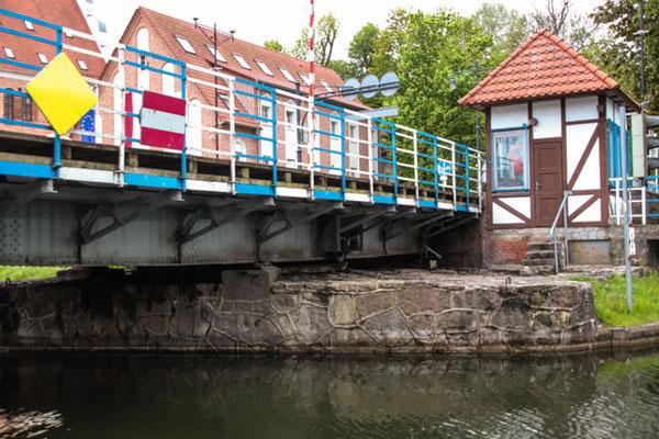 Gizyko0, Drehbrücke
