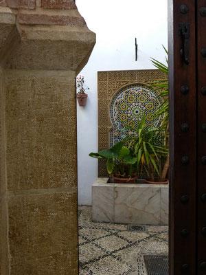 Córdoba, Moscheeinnenhof
