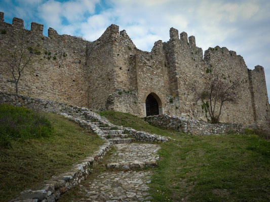 Festung Platamonas