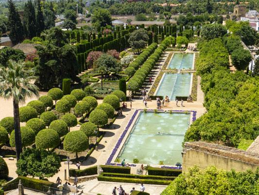 Córdoba, Alcazar